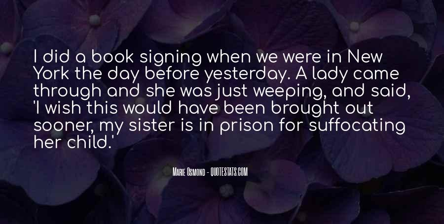 Quotes About Signing #250630