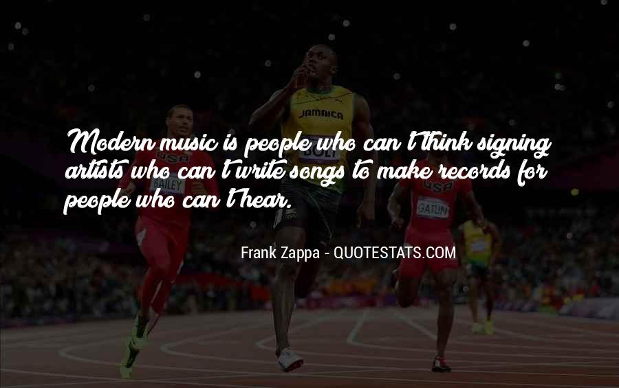 Quotes About Signing #265026