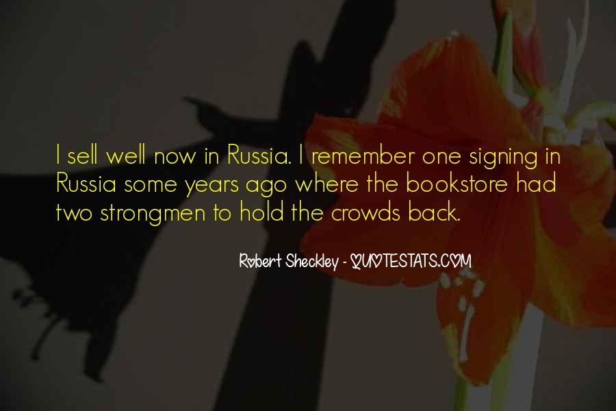 Quotes About Signing #339569