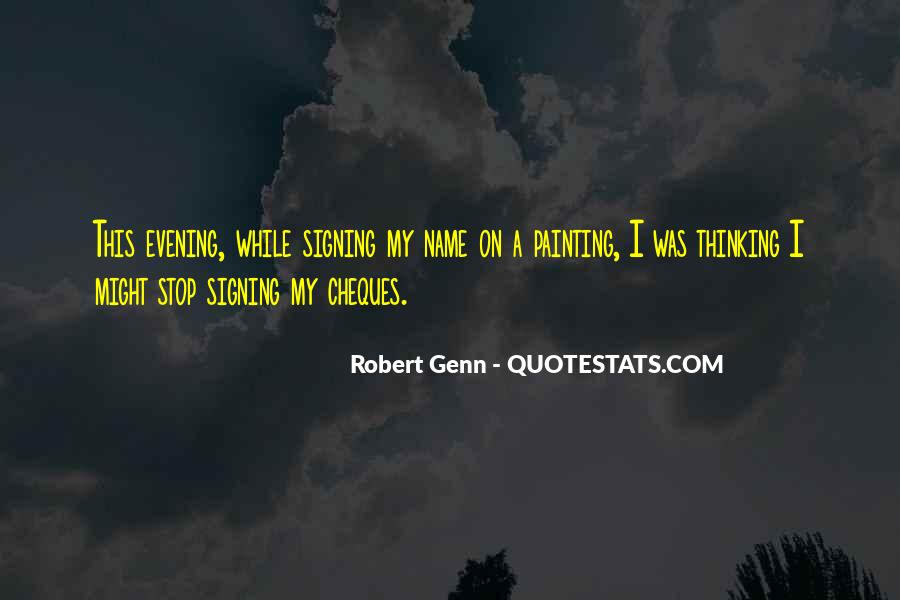 Quotes About Signing #395575