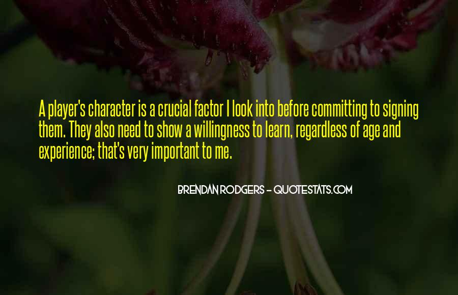 Quotes About Signing #445177