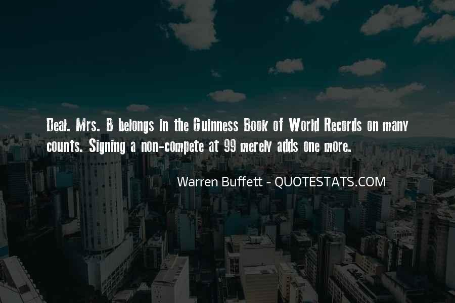 Quotes About Signing #448450