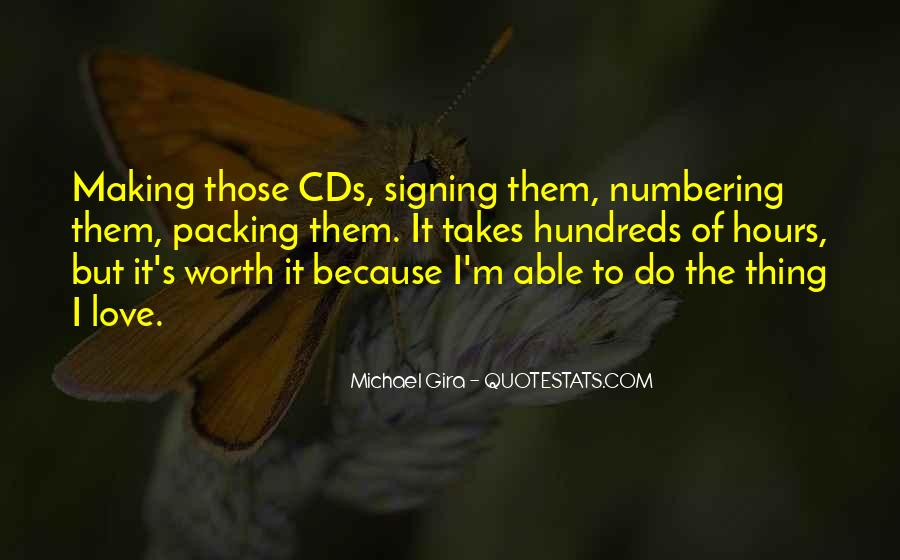 Quotes About Signing #556101