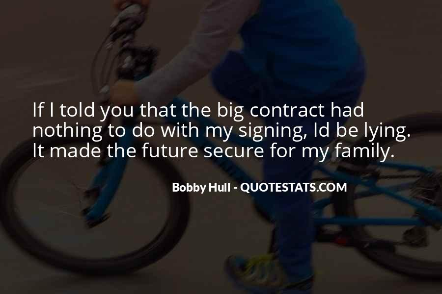Quotes About Signing #575540
