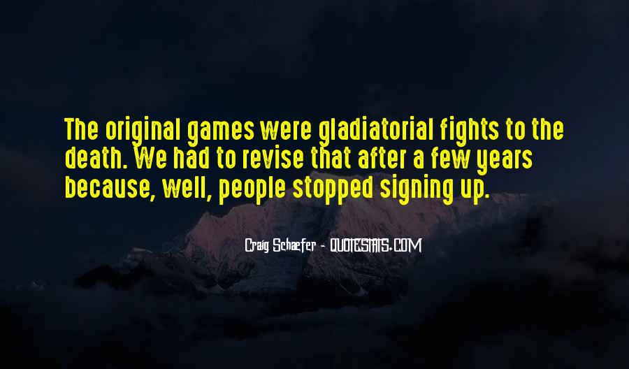 Quotes About Signing #81595