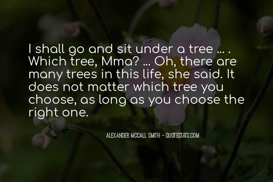 Quotes About Sitting Under A Tree #1137454
