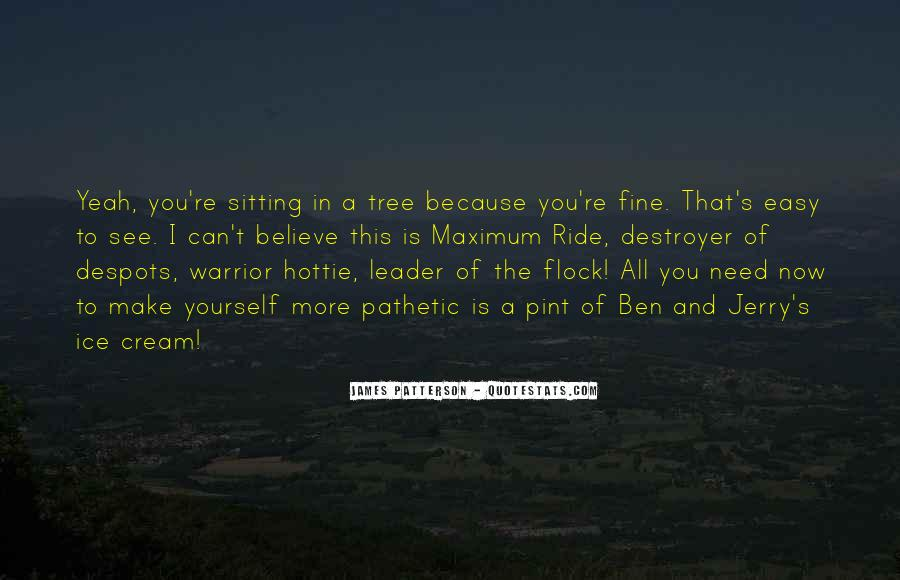 Quotes About Sitting Under A Tree #120641