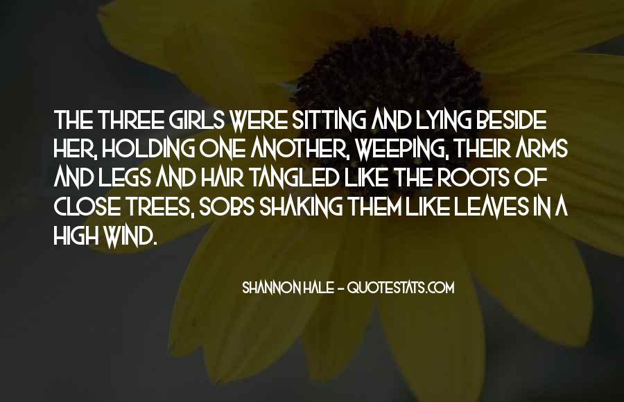 Quotes About Sitting Under A Tree #1215724