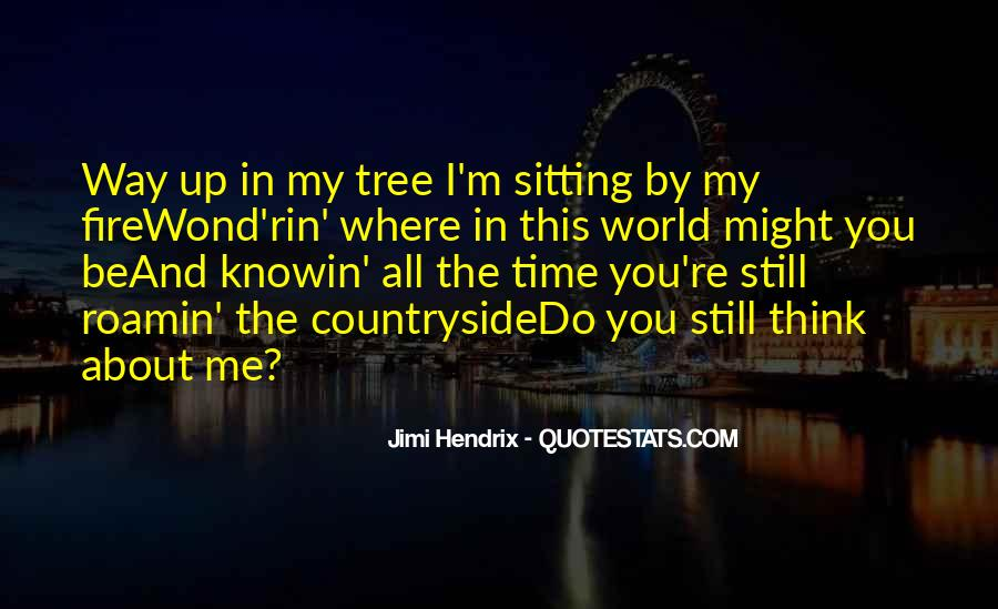 Quotes About Sitting Under A Tree #746463