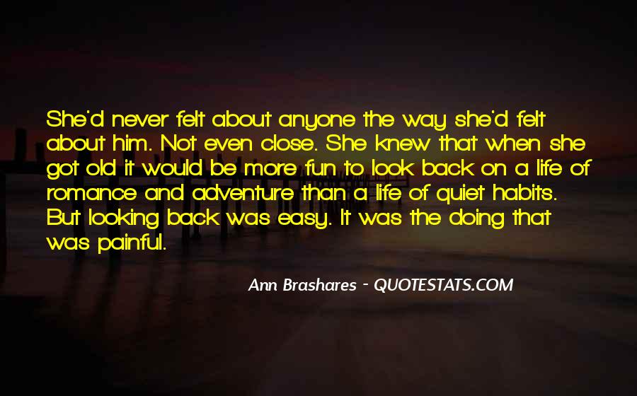 Quotes About Adventure And Fun #1543842