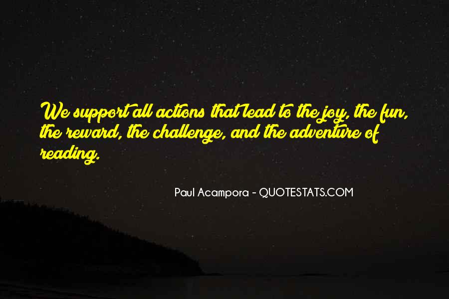 Quotes About Adventure And Fun #1693720
