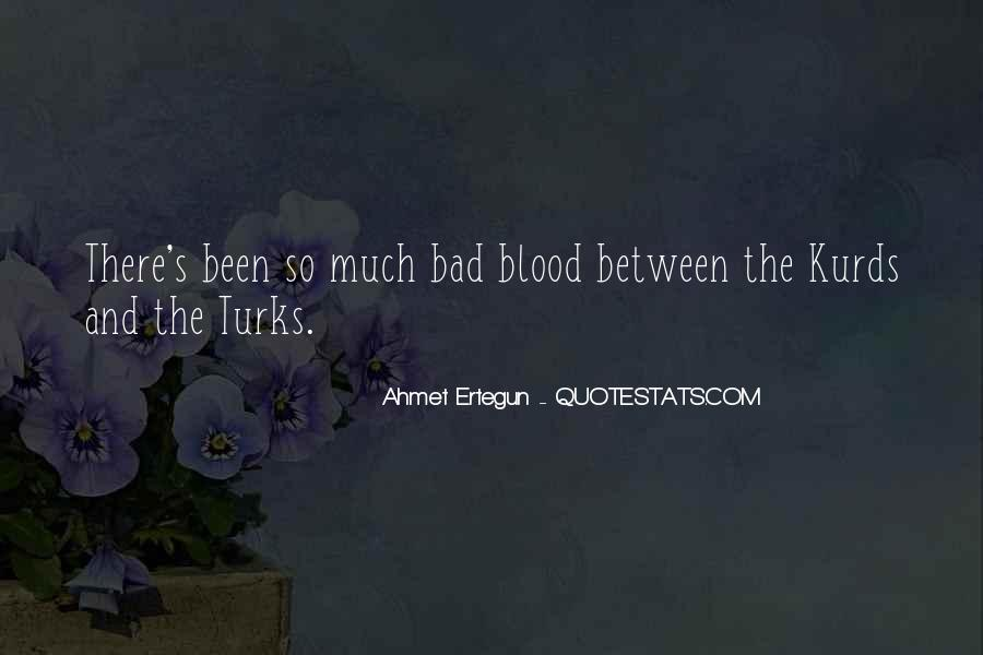 Quotes About The Kurds #151353