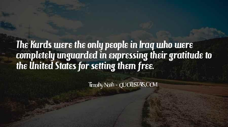 Quotes About The Kurds #519463