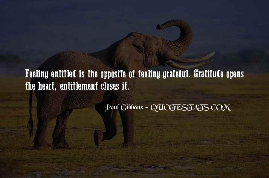 Quotes About Entitlement #212193