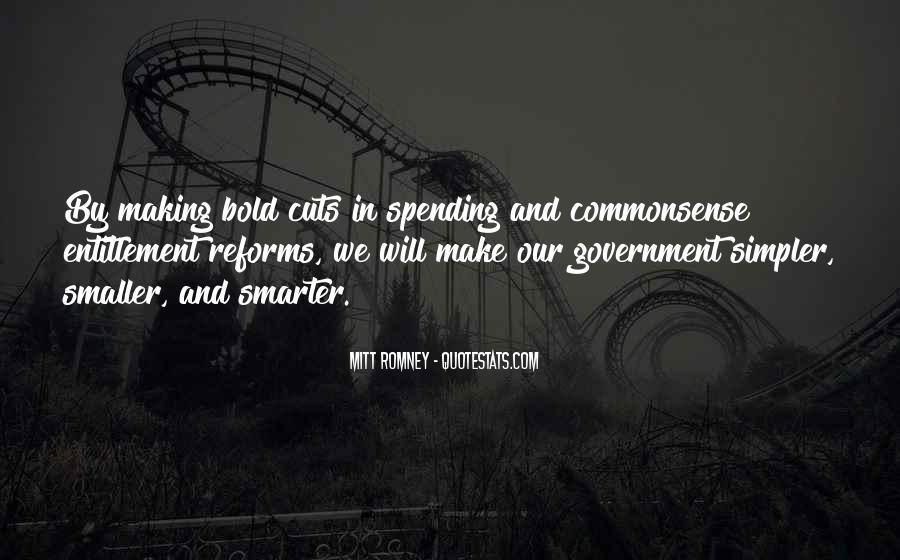 Quotes About Entitlement #222239