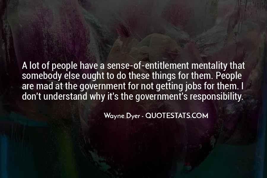 Quotes About Entitlement #302311