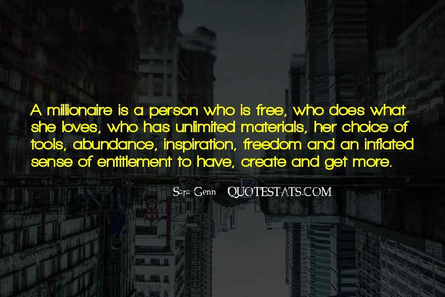 Quotes About Entitlement #340198