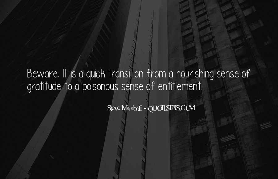 Quotes About Entitlement #504369