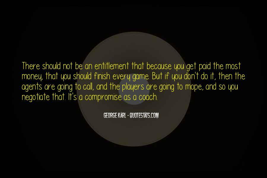 Quotes About Entitlement #514294