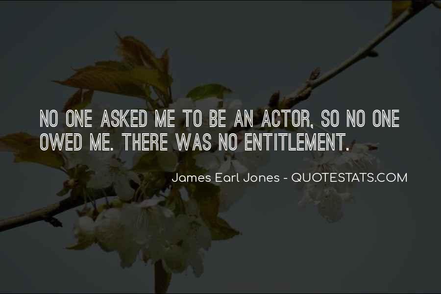 Quotes About Entitlement #552375