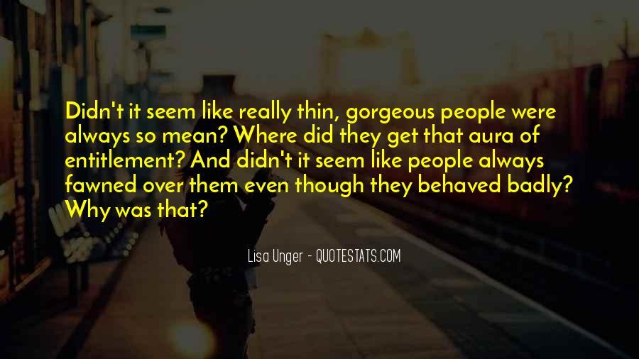 Quotes About Entitlement #572322