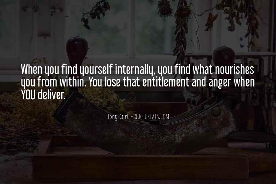 Quotes About Entitlement #574061