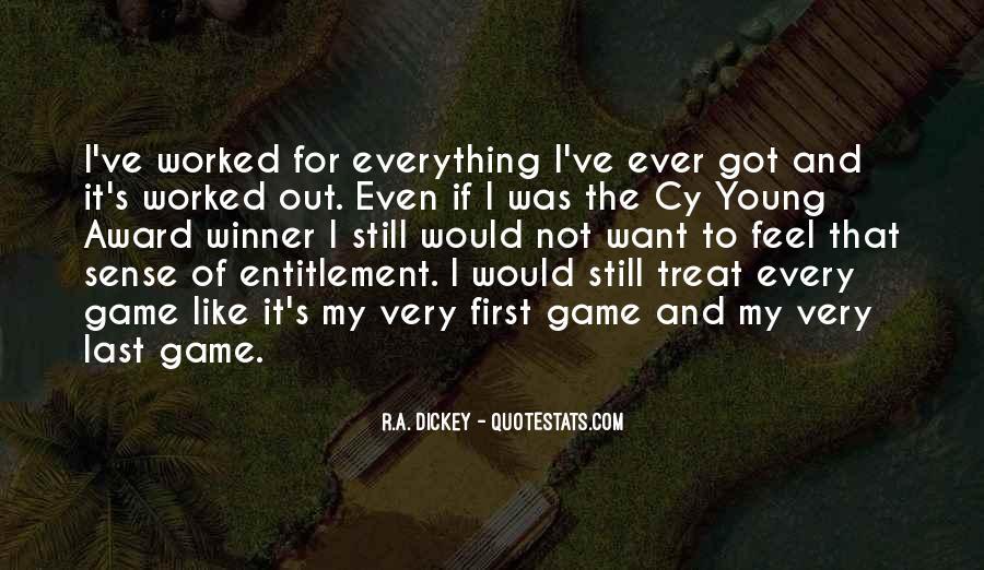 Quotes About Entitlement #623513
