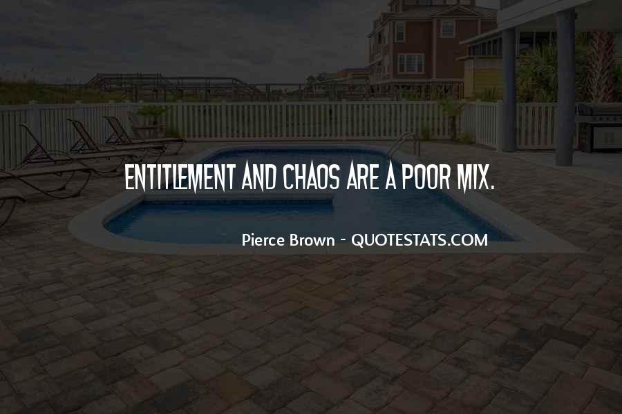 Quotes About Entitlement #662571
