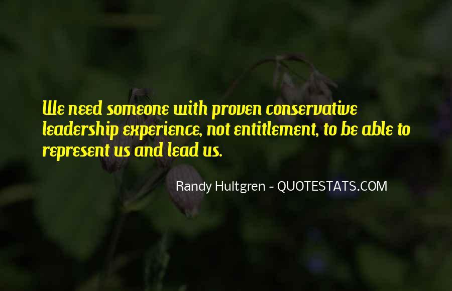 Quotes About Entitlement #798588