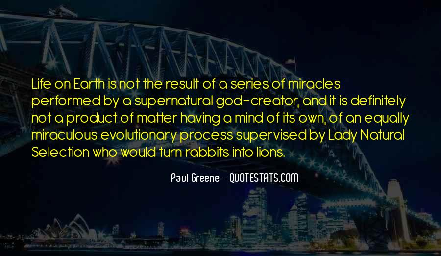 Quotes About Science And Miracles #423350
