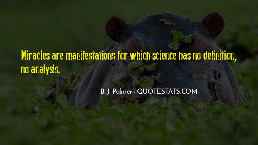 Quotes About Science And Miracles #864364
