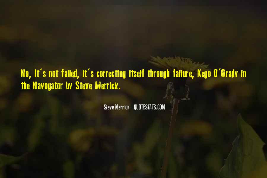 Quotes About Correcting #130302