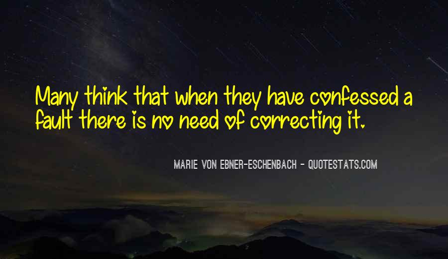 Quotes About Correcting #676682