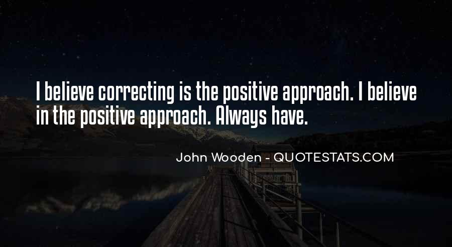 Quotes About Correcting #909251