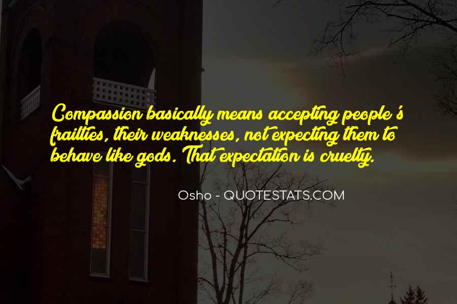 Quotes About Expecting Nothing From Others #28728