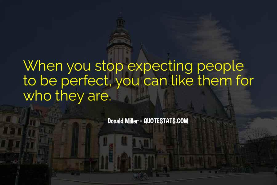 Quotes About Expecting Nothing From Others #50502