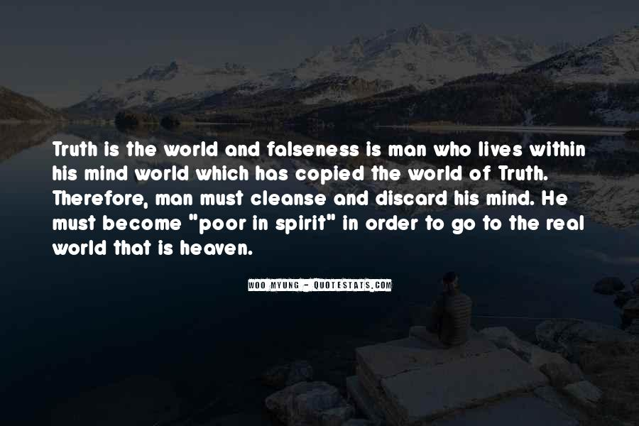 Quotes About Falseness #566865