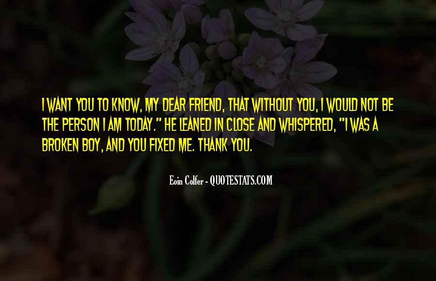 Quotes About Boy Best Friend #1016294