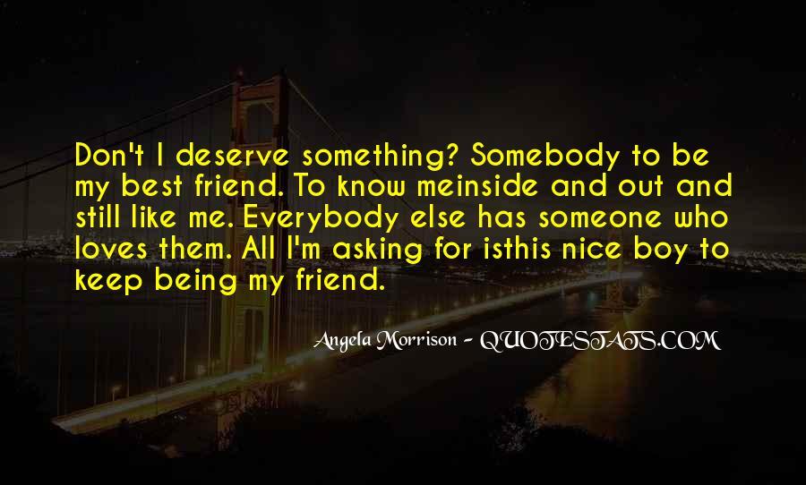Quotes About Boy Best Friend #1648426