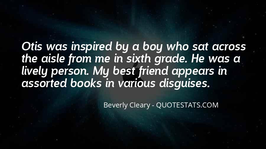 Quotes About Boy Best Friend #1664693