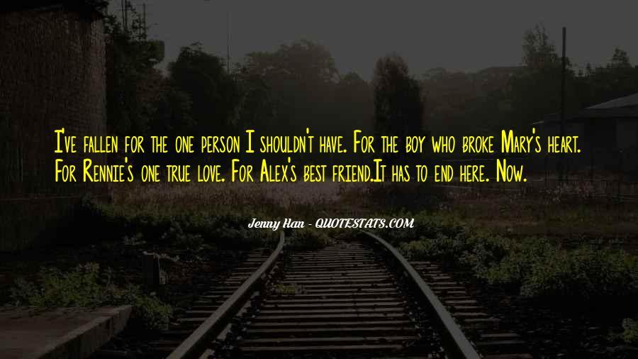 Quotes About Boy Best Friend #178744