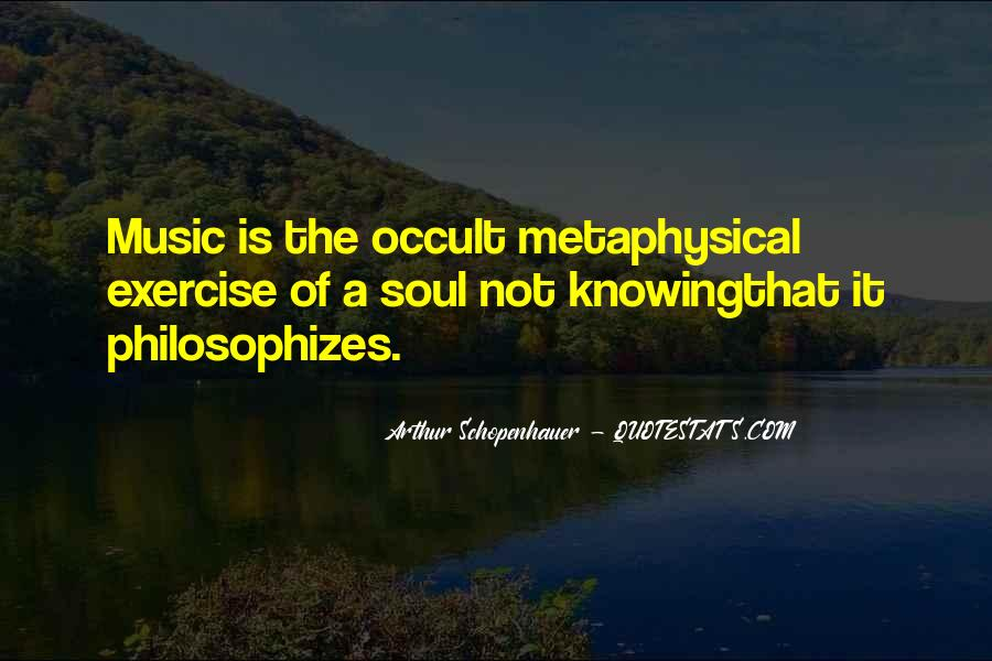 Quotes About Schopenhauer Music #1447309