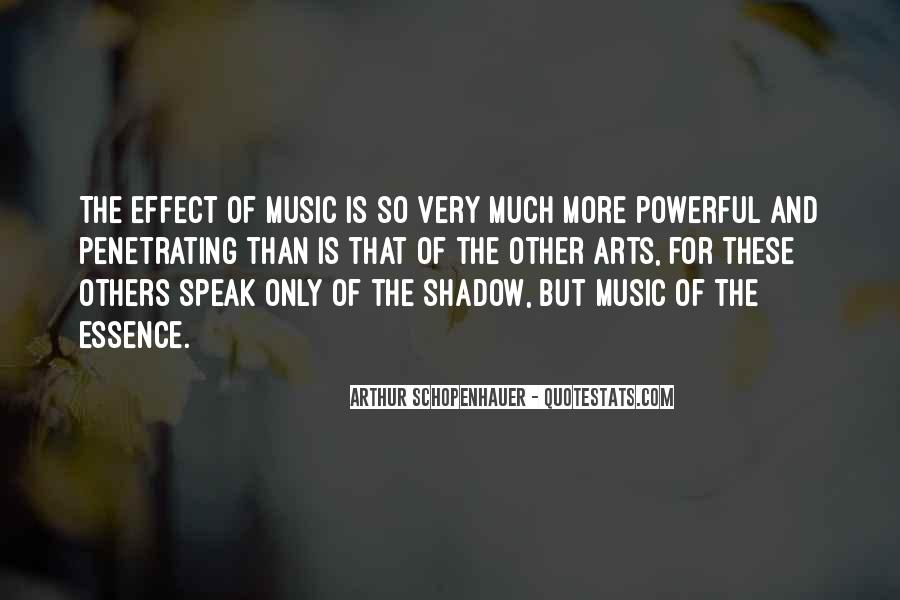 Quotes About Schopenhauer Music #429766