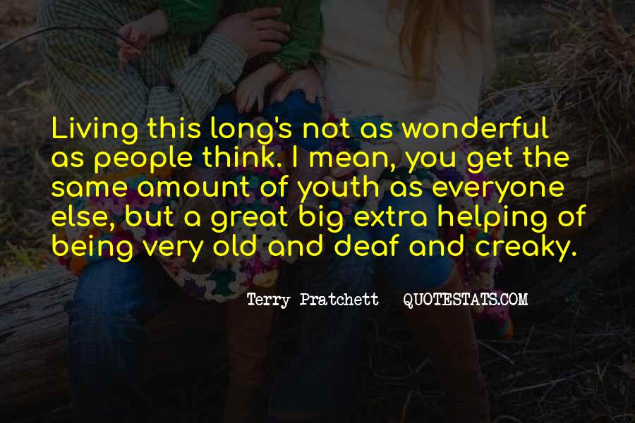 Quotes About Helping Our Youth #1429024