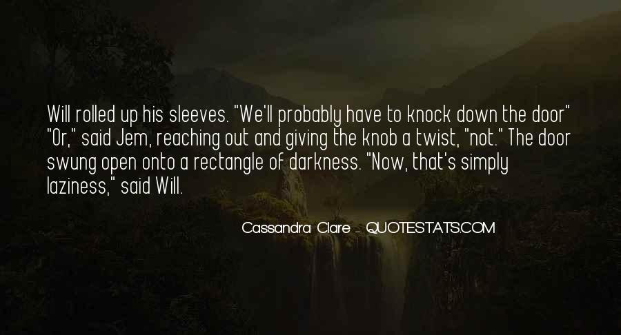 Quotes About Clockwork Angel #513847