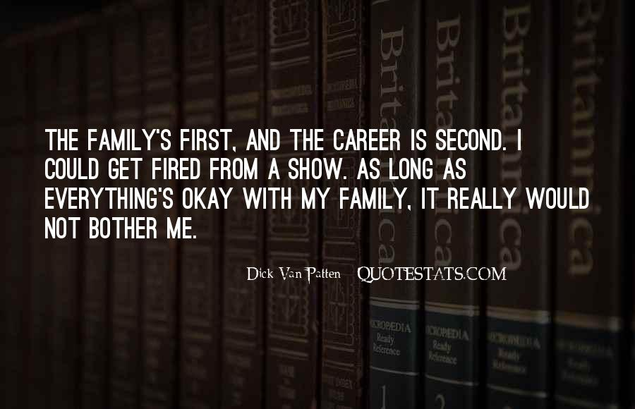Quotes About My Second Family #1642450