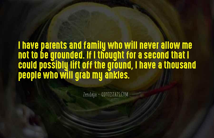Quotes About My Second Family #237181
