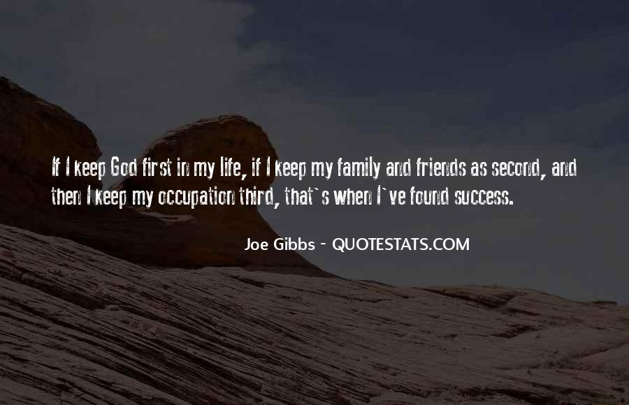Quotes About My Second Family #800276
