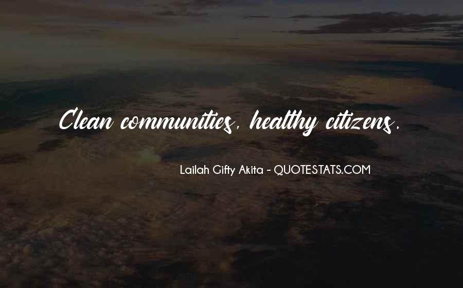 Quotes About Cleanliness And Health #1344524
