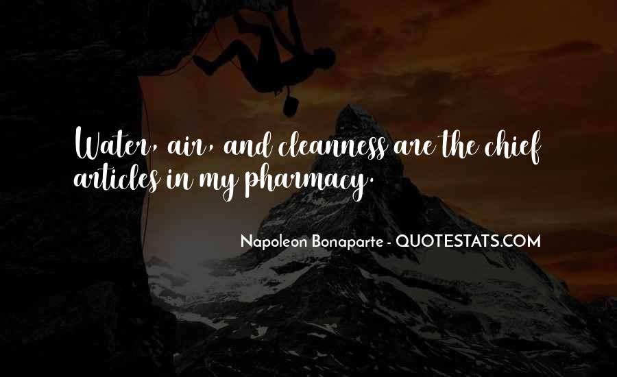 Quotes About Cleanliness And Health #32996